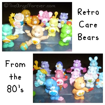 Old School Care Bears