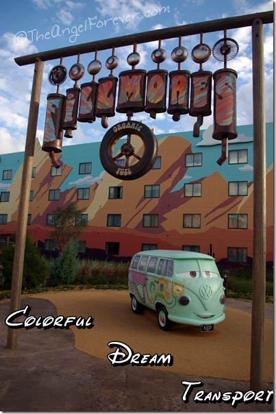 Fillmore at Art of Animation Resort