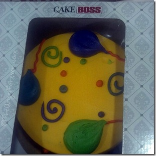 Cake Boss at BJ's Wholesale Club