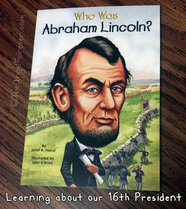 Abe Lincoln Books: Tuesday Tales - Shopping For Books