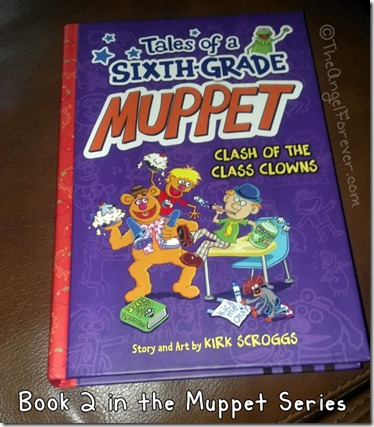 Tales of the Sixth Grade Muppets book 2