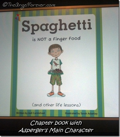 Spaghetti is NOT a Finger Food by Jodi Carmichael
