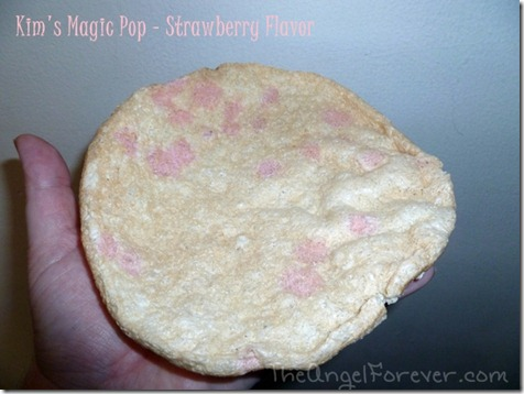 Strawberry Magic Pop