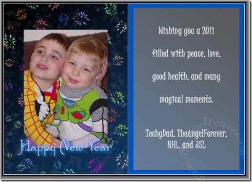 2011 Internet Holiday Card