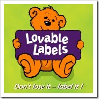 Loveable Labels Logo