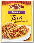oep taco seasoning mix