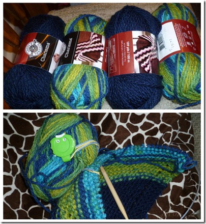 New yarn for project