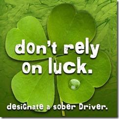Designate a Sober Driver