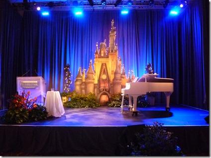 DisneySMMoms Stage