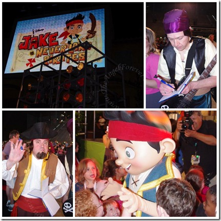 Disney Junior Pirate Party