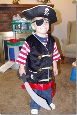 JSL The Pirate