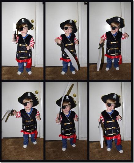 Pirate JSL