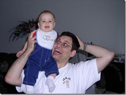 TechyDad's 1st Father's Day