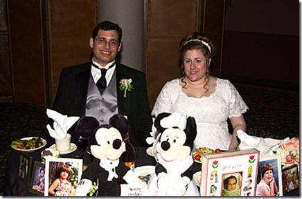 Wedding Day Table