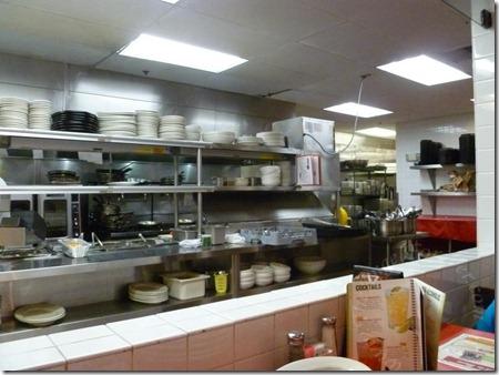 Buca di Beppo Kitchen