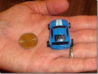 Small Mustang
