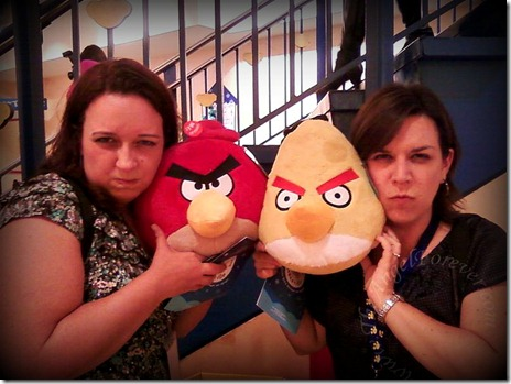 Angry Bird Bloggers