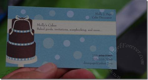 Molly's Cakes