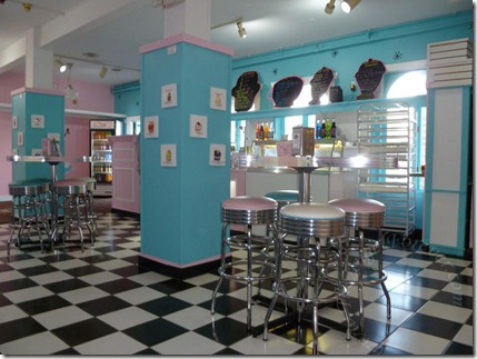 Fun look inside Bette's Cakes in Latham