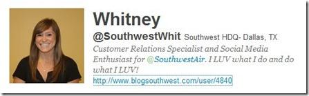 Southwest Whit on Twitter