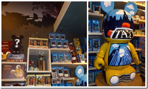 Wall of Vinylmations