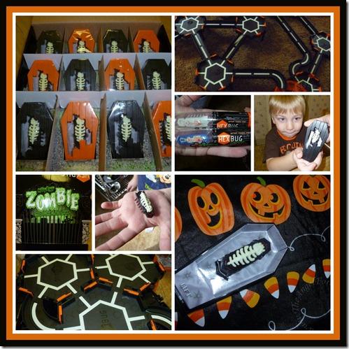 Halloween Style Hexbugs