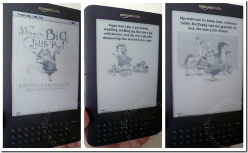 Picture Book on Kindle