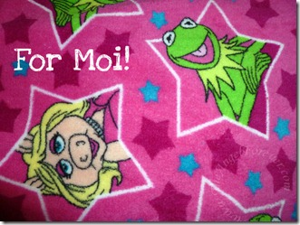 A Muppets Gift for Moi
