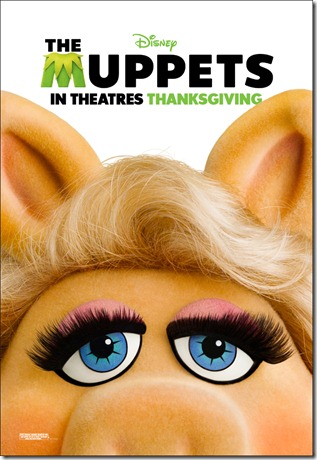 Miss Piggy Movie Poster