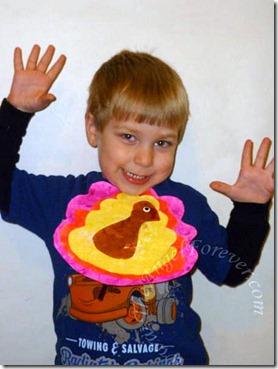 My little turkey