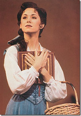 Susan as Belle - Photo Credit: Joan Marcus