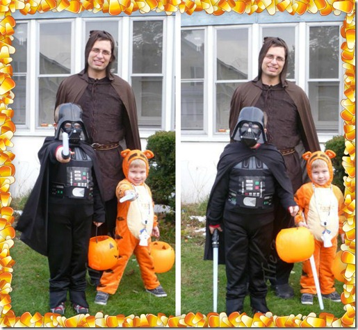 The Boys - Halloween 2011