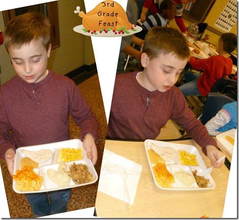 Third Grade Feast