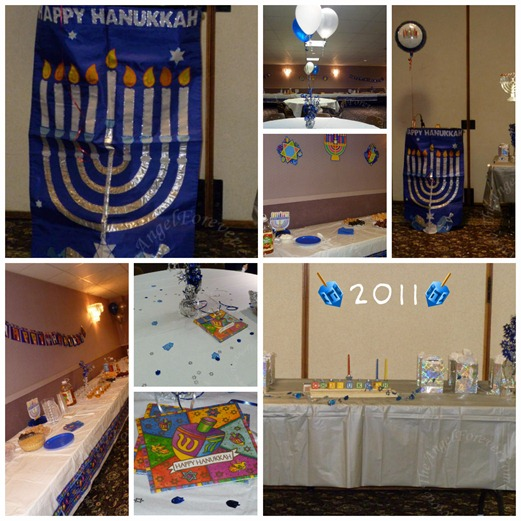 2011 Chanukah Party