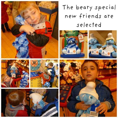 BAB selections made