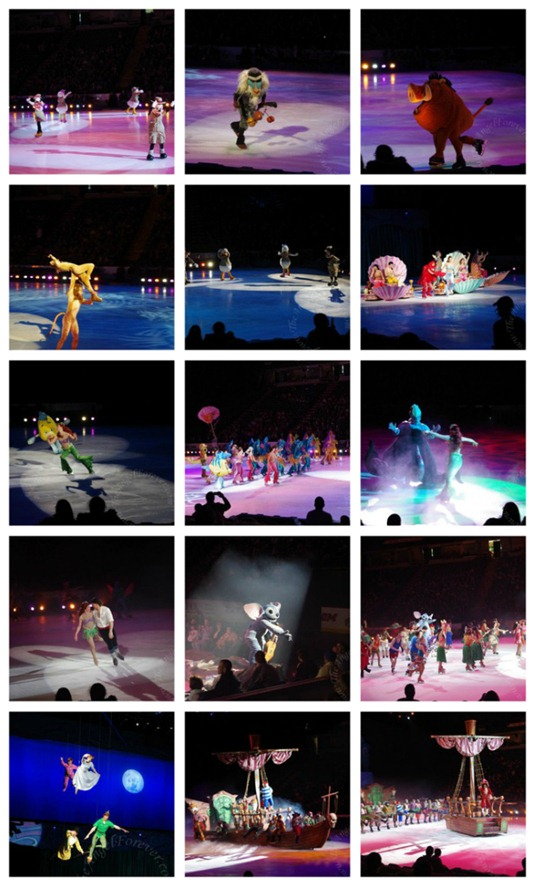 Disney on Ice Memories - 2011