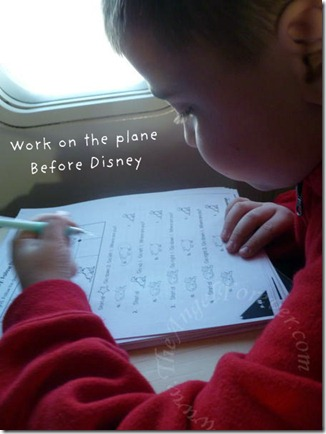Heading to Walt Disney World