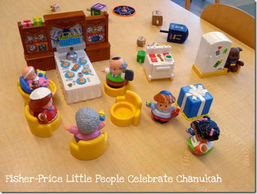 Little People Chanukah