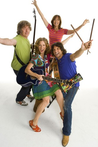 Photo from The Laurie Berkner Band