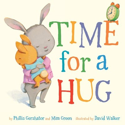 Time for a Hug cover
