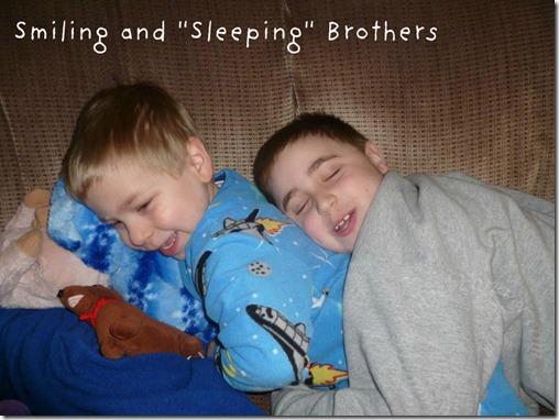 Goofy brothers