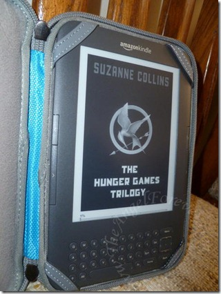 Hunger Games Trilogy on Kimberly Kindle