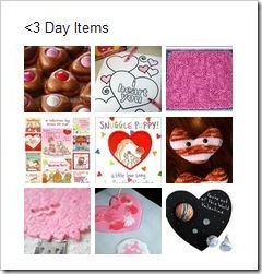 My <3 Day Items Board on Pinterest