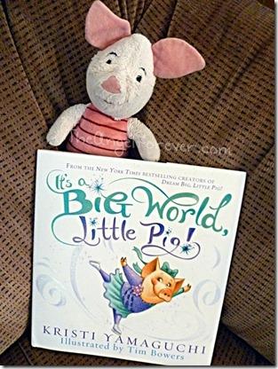 It's a Big World Little Pig