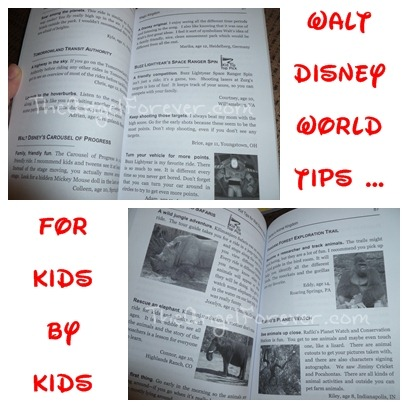 Kids tips for kids