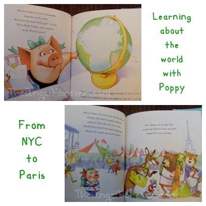 Poppy the Pig's World