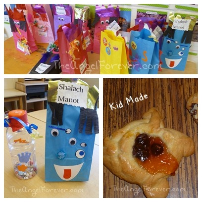 School Purim Projects