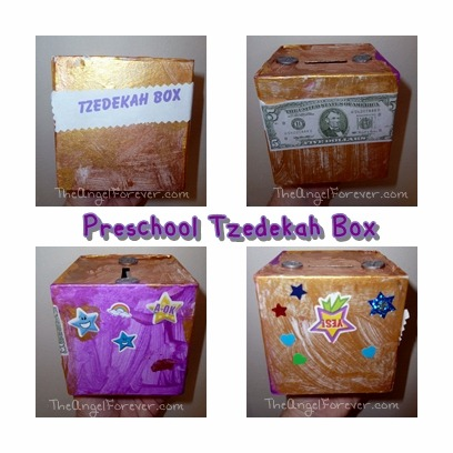 Tzedekah Box Project