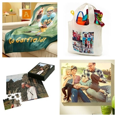Shutterfly - some photo gift options