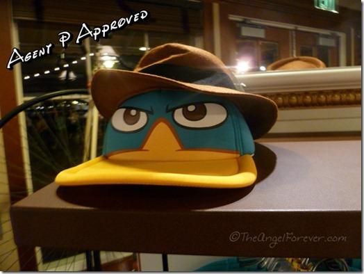 Agent P Hat